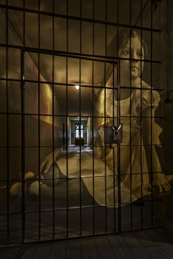 Warsaw, Poland, Graffiti, EnvironsAuschwitz Birkenau Concentration Camps, Poland